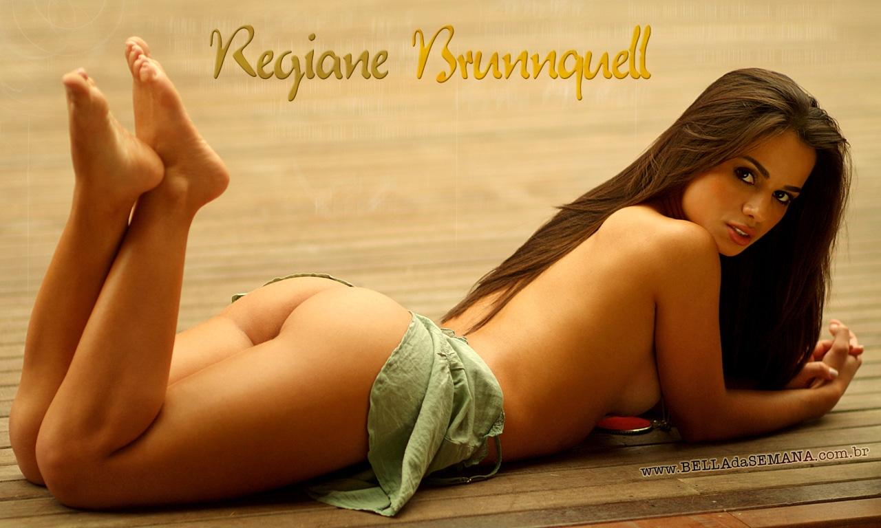 Really. Regiane brunnquell nude video that